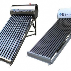Solar Water Heaters (Geysers) & Accessories