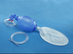 PVC Adult Manual Resuscitator – Single Use