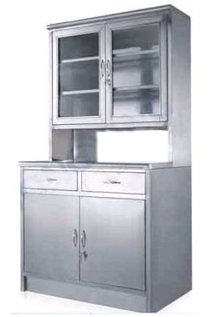 Stainless Steel Cupboard