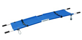 Aluminum Folding Stretcher