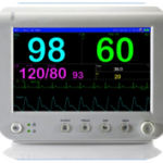 7 Inch Portable Patient Monitor